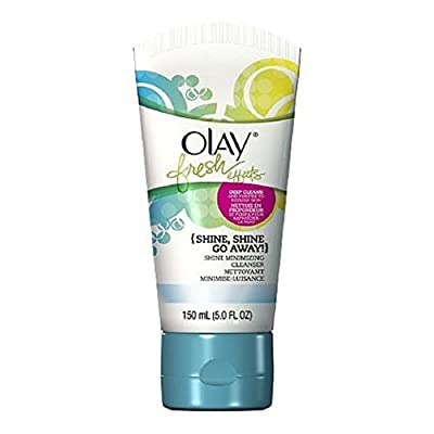 Olay Fresh Effects Shine Shine Go Away Shine Minimizing Cleanser