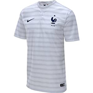 Buy 2014-15 France Away World Cup Football Shirt by Nike