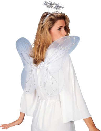 Rubie's Costume Angel Wings and Halo Set
