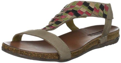 Maruti Women's Ilva Taupe Ankle Strap 66.30184.2019 5 UK, 38 EU