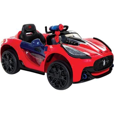 6v battery charger for kids hello kitty spiderman avengers viper bmw i8 concept ride on car by pure power adapters