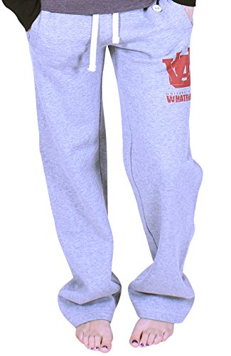 university-of-whatever-ladies-campus-track-pants-printed-sweatpants-with-chunky-drawcords-grey-m-fr6