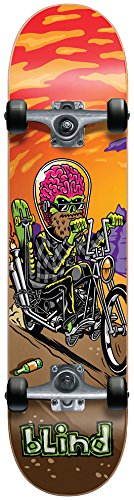 Blind D.I.R.T.S Road Warrior Skateboard complet Multicolore 7,25""