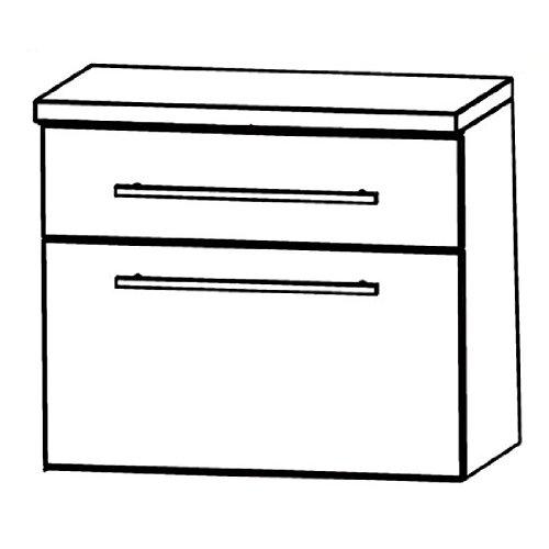 Puris Speed (UNA346A Bathroom Cabinet 60 CM
