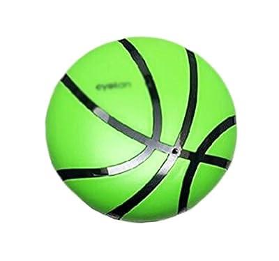 Creative Basketball Contact Lens Cases For Men Or Women-Green