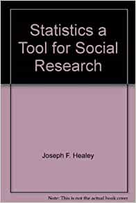 Tool research a statistics for social pdf
