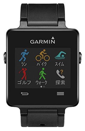 GARMIN(ガーミン) ウェアラブルウオッチ vivoactive J ブラック 【日本版正規品】 129706