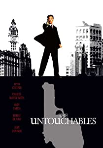 (11x17) The Untouchables Kevin Costner Movie Poster