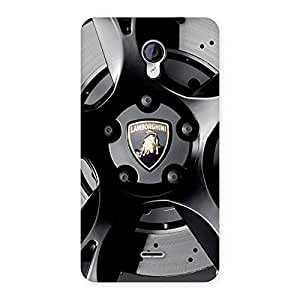 Enticing Lm Wheel Back Case Cover for Micromax Unite 2 A106