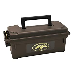 Amazon.com : Plano Molding Company Duck Commander Shot Shell Box : Gun