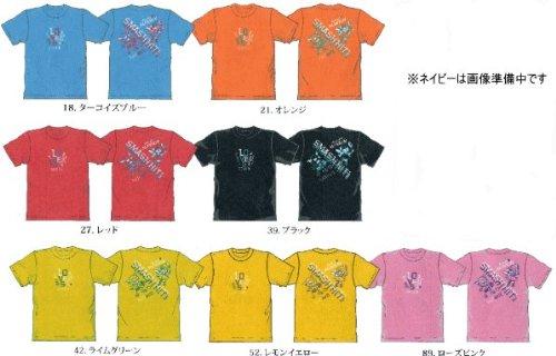 ゴーセンチトセ deportes original limited edition T camisa Devil Angel ama ( ) unisex 2014 modelo j13p30 ((89) rosa rosa, tamaño SS)