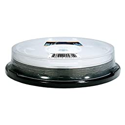 OPTICAL QUANTUM OQBDRDL06WIPH-10 50GB 6X BD-R DL WHITE INKJET HUB PRINTABLE 10-PK OQBDRDL06WIP-10