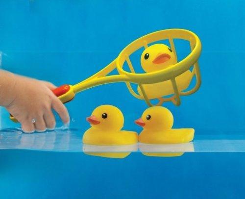 Tolo Mini Duck Bath Set front-711757