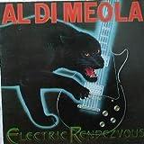 Al Di Meola - Electric Rendezvous - CBS - CBS 85437