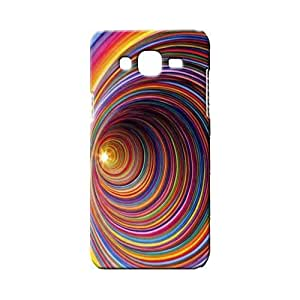 BLUEDIO Designer 3D Printed Back case cover for Samsung Galaxy E5 - G2958