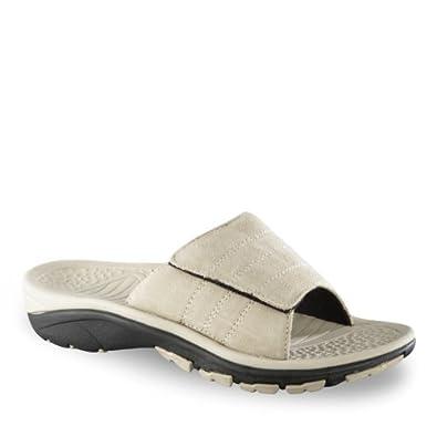 Amazon.com: WalkSmart Women's Sport Slide Sandals: Shoes