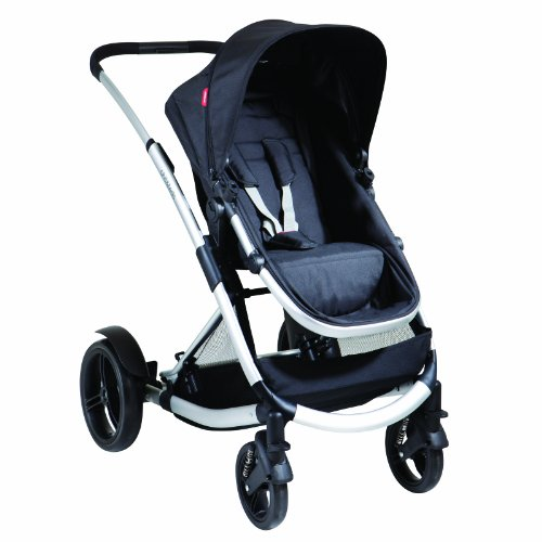 Phil&Teds Promenade Buggy Single Stroller Black