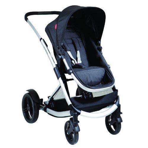 Phil&Teds Promenade Buggy Single Stroller Black