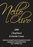 2009 Nello Olivo Sangiovese El Dorado County 750 mL