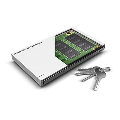 LaCie Porsche Design P'9223 Slim USB 3.0 120GB Solid State Drive (9000342)