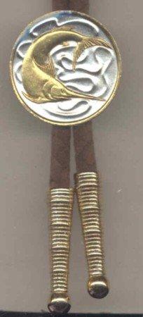 20 cent Sword fish Tie-BT-159