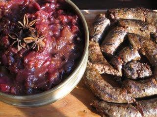 Lamb Merguez Moroccan Spicy 3 oz. Sausage (32 count) 6 lb. Package