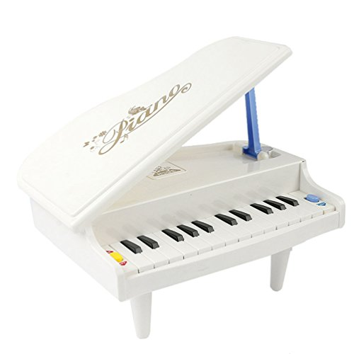 Klavier-Kinder-Elektrische-Spielzeug-Musik-Instrumente-Spiel-mit-14-Tasten-und-Licht-Geburtstags-Geschenk-fr-3-jhrigeSpielzeug-fr-Kinder