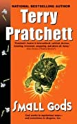 Small Gods: Discworld Novel, A by Terry Pratchett cover image