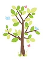 ROOMMATES RMK1554GM Kids Tree Peel & Stick Giant Wall Decal by York Wallcoverings