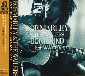 Live in Dortmund Germany 1980 by Bob Marley (2000-04-18)