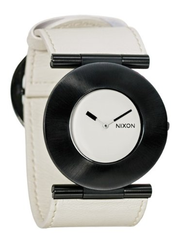 Nixon Superior Watch - Women's All Black / Bone, One Size