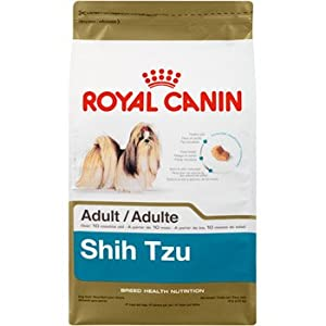 Royal Canin Shih Tzu Dry Dog Food, 10-Pound Bag