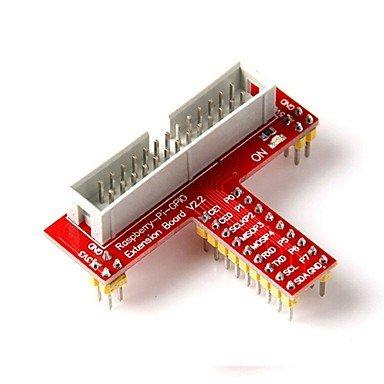 Raspberry Pie Raspberry PI GPIO Adapter Plate (Arduino Raspberry Pie compare prices)