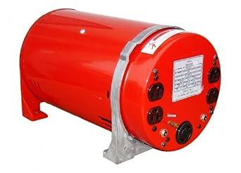 Winco TB6000C Two-Bearing Generators, 6000W Output, 118 lb.