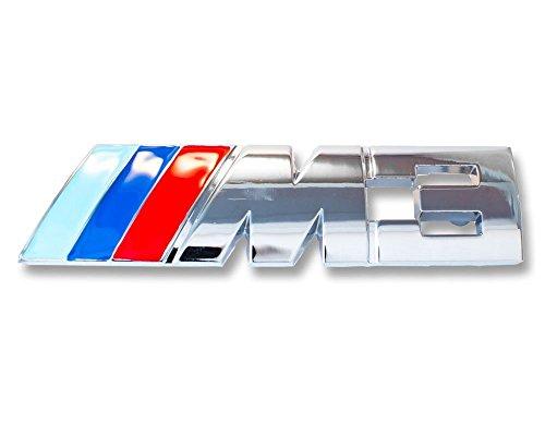 BMW M3 décalque avant emblème de calandre M voiture insigne métallique M3 nouvelle collection 2016