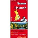 Carte NATIONAL Finlande