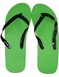 Marc Gold Mens Green Fashion Flip Flop