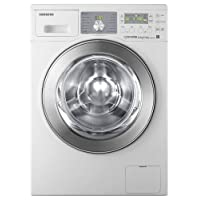 Samsung WD0804W8E 1400rpm 8kg Eco Bubble Washer Dryer - White