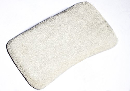 Eco-friendly Superior Memory Foam Baby or Toddler Pillow, Hypo-allergenic.