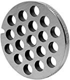 Inox-Disco perforado Talla 7-8,0mm perforación-para picar carne Jupiter-BOSCH-West de Alexander Mark
