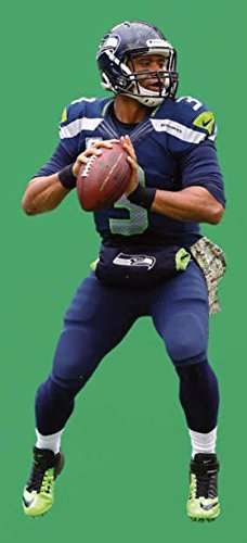 Russell-Wilson-FATHEAD-Seattle-Seahawks-NFL-Official-Vinyl-Wall-Graphic-12-INCH