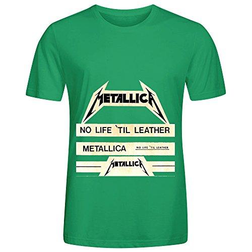 metallica-no-life-til-leather-funk-mens-crew-neck-casual-tee-green