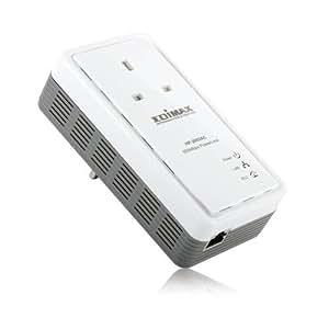 Edimax HP-2002AC 200Mbps PowerLine LAN Adapter