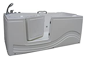 Amazon Com Lay Down Walk In Tub Left Door Soaker No