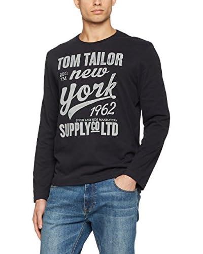 TOM TAILOR Camiseta Manga Larga
