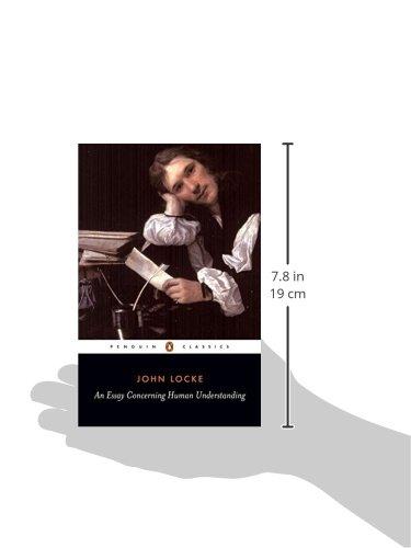 John locke essay concerning human understanding amazon