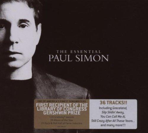 The Essential Paul Simon artwork