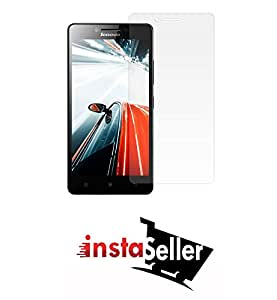 Insta Seller 0.3mm Anti Explosion Premium Tempered Glass, 9H Hardness, Anti-Scratch, Bubble Free & Oil Stains Coating for Lenovo A6000