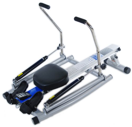 1215 Orbital Rower w/ Free Motion Arms