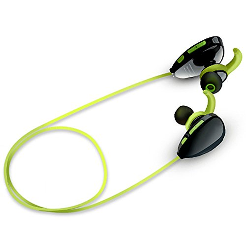 bluetooth headphones dealgadgets noise isolating v4 1 wireless stereo runnin. Black Bedroom Furniture Sets. Home Design Ideas